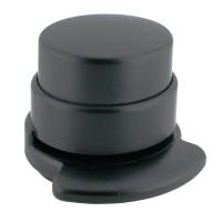 Staple-Less Magic Staplers Staples - Black