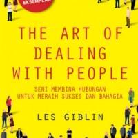 BARU Buku The Art of Dealing With People . Les Giblin
