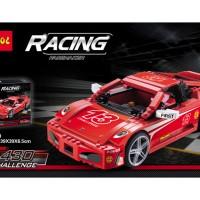 Ferrari F430 Challenge - Decool 8613 - Lego Compatible