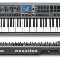 Novation IMPULSE 49 (49 key USB MIDI Controller w/ Semi-weighted Key)
