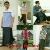 Sarung Celana Special Edition Merk Al-Qusyairi By Ustad Solmed