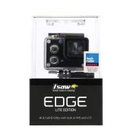 ISAW Edge Lite Edition 4K Waterproof Sports Action Video Camera WiFi