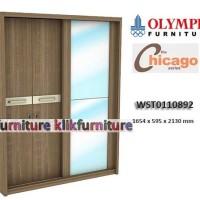 WST0110892 Olympic Lemari Sliding Chicago