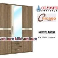 WRT0110892 Olympic Lemari 3 Pintu Chicago