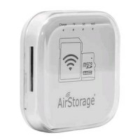 New Brica Air Storage & Wifi repeater (wireless card reader) Diskon