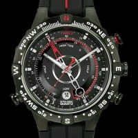 Timex INTELLIGENT QUARTZ Tide Temp Compass SKU: T2N720ZA