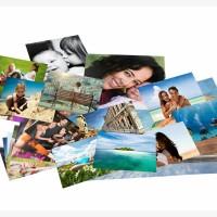 Cetak foto ukuran 3R bisa model polaroid