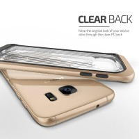 Verus Galaxy S7 Edge Case Triple Mixx - Shine Gold