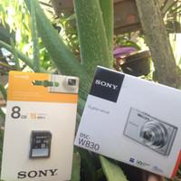 Camera cybershot sony DSC-W830