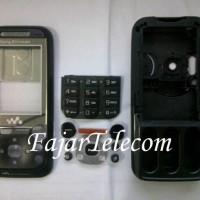 Casing Sony Ericsson SE W830 W830i Fulset Tulang