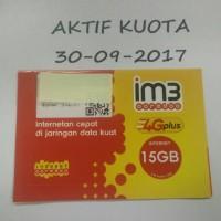 harga Kuota Perdana Internet Im3 Indosat Ooredo 35gb Tokopedia.com