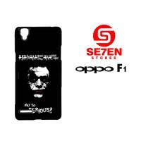 Casing HP Oppo F1 (A35) joker 1 Custom Hardcase Cover