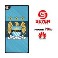 Casing HP HUAWEI P8 LITE Manchester City FC Custom Hardcase Cover