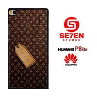 Casing HP HUAWEI P8 LITE Louis Vuitton Wallpaper 2 Custom Hardcase Cov