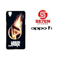 Casing HP Oppo F1 (A35) Linkin Park LP 1 Custom Hardcase Cover