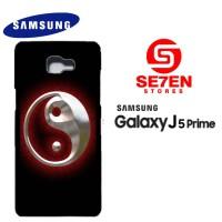 Casing HP Samsung J5 Prime Yin Yang Custom Hardcase Cover
