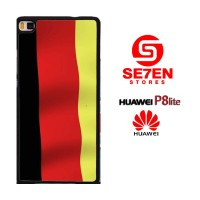 Casing HP HUAWEI P8 LITE Germany flag Custom Hardcase Cover