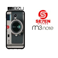 Casing HP MEIZU M3 NOTE leica m9 Custom Hardcase Cover