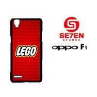 Casing HP Oppo F1 (A35) lego logo Custom Hardcase Cover