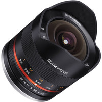 Samyang 8mm Fisheye UMC II F2.8 For Fuji X