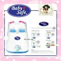 Twin bottle warmer Baby Safe