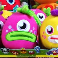 Boneka Moshi Monsters: Squiff & Fishlips