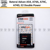 Baterai Evercoss A74A Original Double Power | Batre, Evercross, Cross