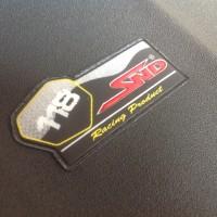 Racing Cover Seat SND Racing Products / Sarung Jok Motor Balap