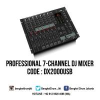 Behringer DJ MIXER PRO MIXER DX2000USB