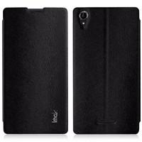 IMAK Slim Texture Leather Case Sony Xperia T3