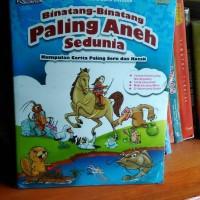 Binatang-Binatang Paling Aneh Sedunia - Francesca Gould, David Havilan