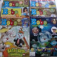 Majalah Anak-Anak BOBO