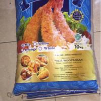 @10kg Tepung Roti Kasar Panir Nugget Bread Crumb Mix