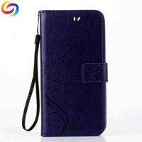 Casing HP Cover Leather Case Samsung S8 Plus Butterfly Flip