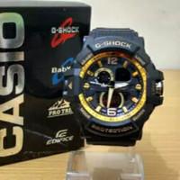 Jam Tangan G-Shock Casio Dualtime/ Elegant/ Tampil Cool
