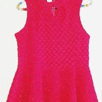 Jual DRESS PEPLUM JUMBO IMPORT Murah