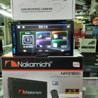Paket Nakamichi NA3102i + Kamera Pioneer + Antena Tv