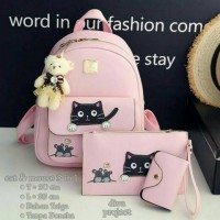 Tas Ranael New Cat 3in1 Diva
