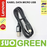 Jual [ORIGINAL] Kabel Data Micro USB Lenovo Original Vibe K4 K5 P1 Z Z2 X3 Murah