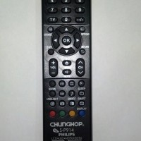 Remot/Remote TV Philips LCD/LED Multi/Universal/Serba Guna