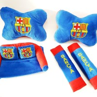 bantal  sandaran Mobil 3in1 / Car Headrest Pillow New BARCA LGLORY