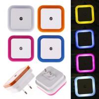 Jual Lampu Tidur Kotak led Otomatis / Lampu Sensor Cahaya Murah