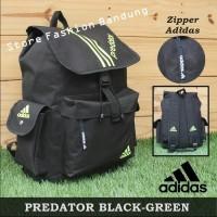 Jual Tas ransel sekolah Adidas predator Original pria/cowok/wanita/cewek Murah