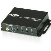 ATEN VGA+Audio to HDMI Converter with Scaler VC182