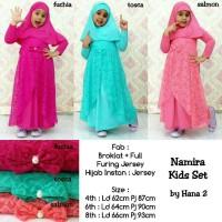baju muslim anak namira kids