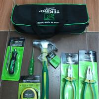 Tool bag set tekiro 6pcs (LEBIH MURAH DARI PADA BELI SATUAN)