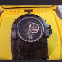 Invicta Men's Unique 6161S Noma III All Black Watch