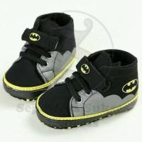 Jual Sepatu bayi first walk model batman Murah