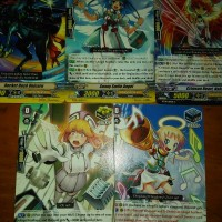 cardfight vanguard Angel feather grade 0 pack