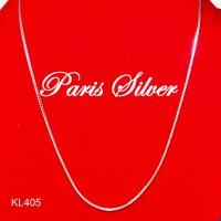 Jual Kalung italy santa mini itali silver perak 925 korea necklace gold Murah